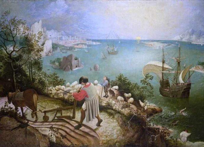 Голландские и фламандские художники в Риме, 1500-1600