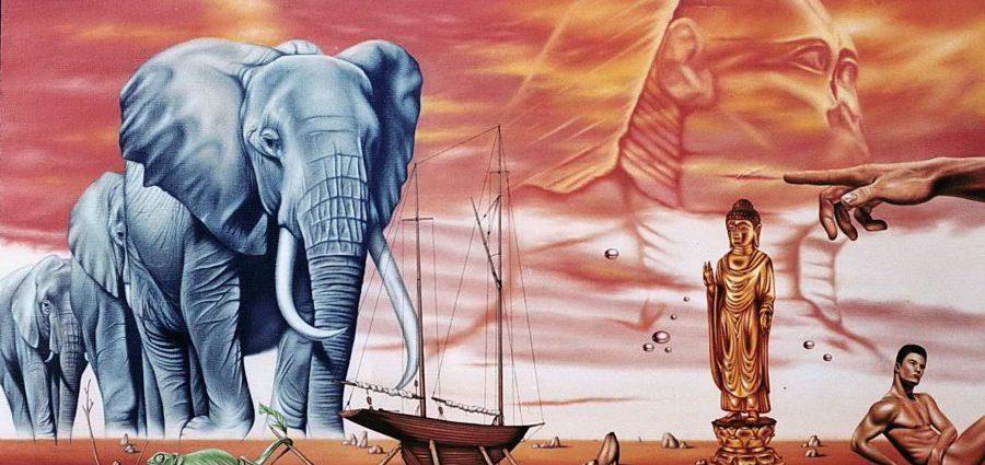 Краткая справка о сюрреализме, как направлении в искусстве (статьи) 1