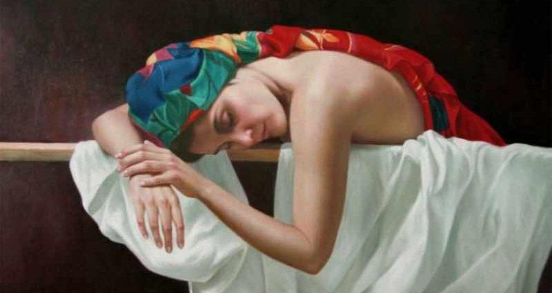 Современные художники Испании. Soledad Fernandez