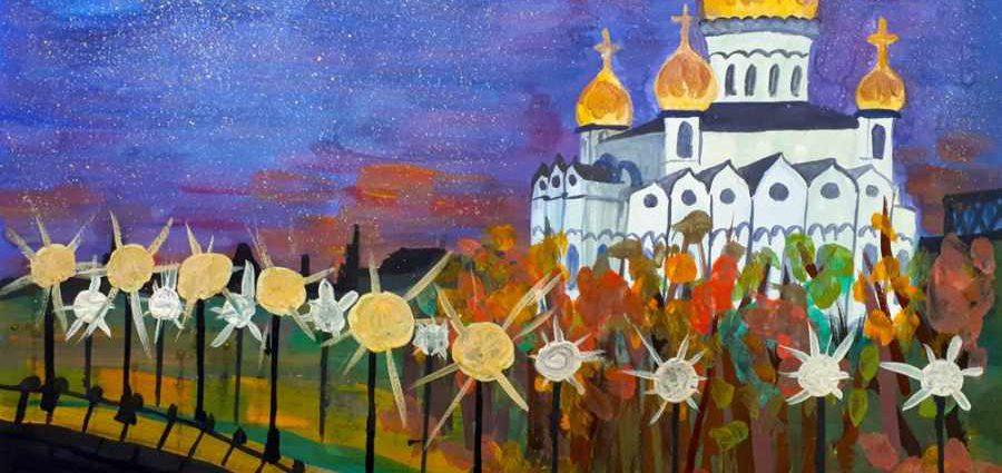 Школьницы из Мордовии — среди лучших в конкурсе «Красота божьего мира - 2015»