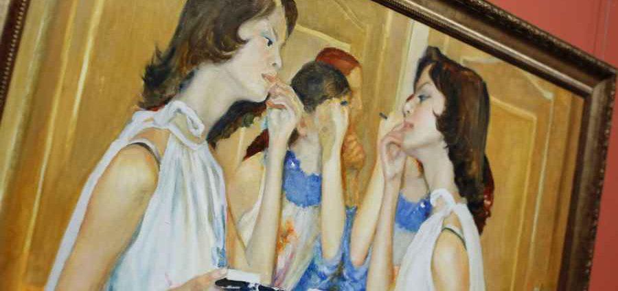 """Выставка """"Образ женщины"""""""