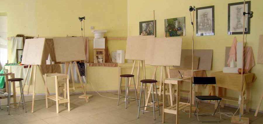 Лучшая художественная школа в мире