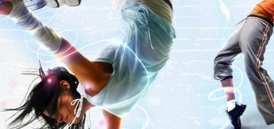 Академия танца «ProDance» и девочка на шаре