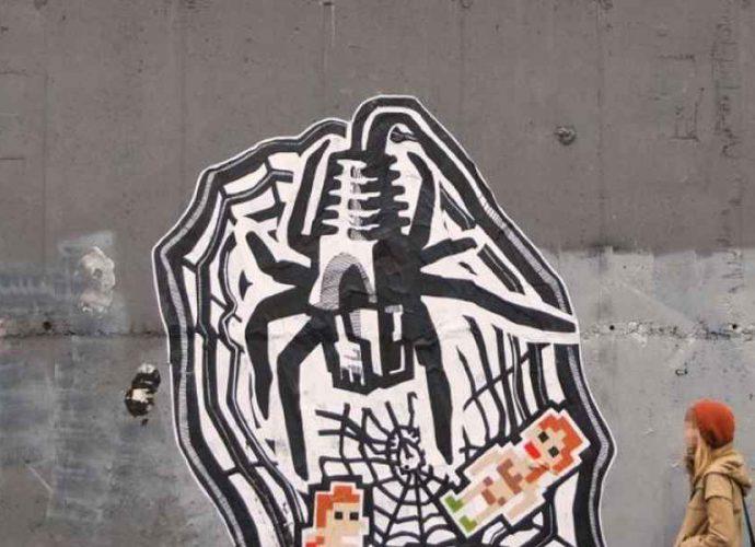 Key Detail. Уличный художник 225