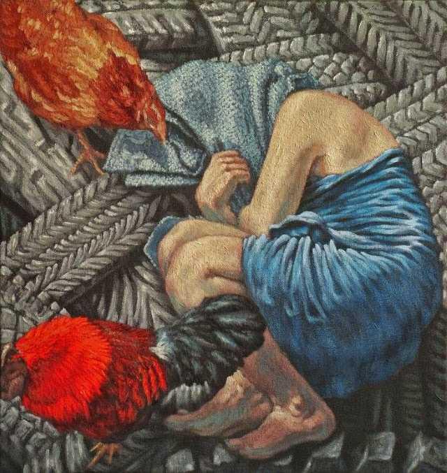 Итальянский художник. Antonio Mele 41