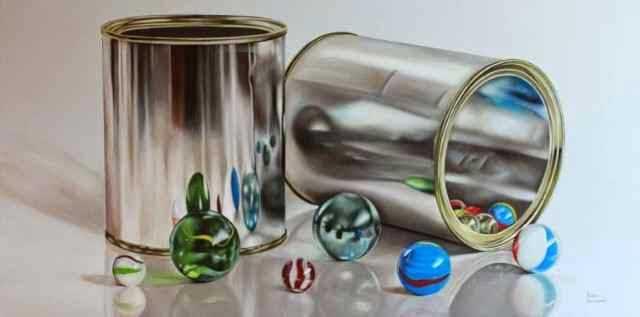 Венесуэльский художник-реалист. Carlos Bruscianelli 77