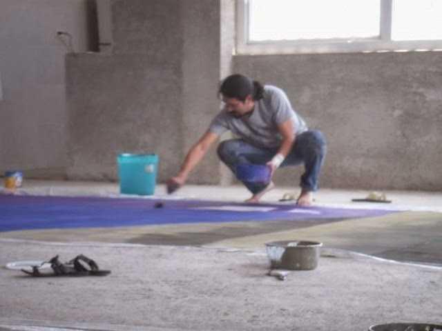 Мексиканский художник. Carlos Ruiz 33
