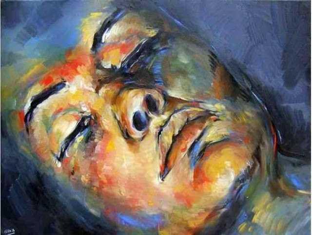 Французский художник. Felix Hemme 1