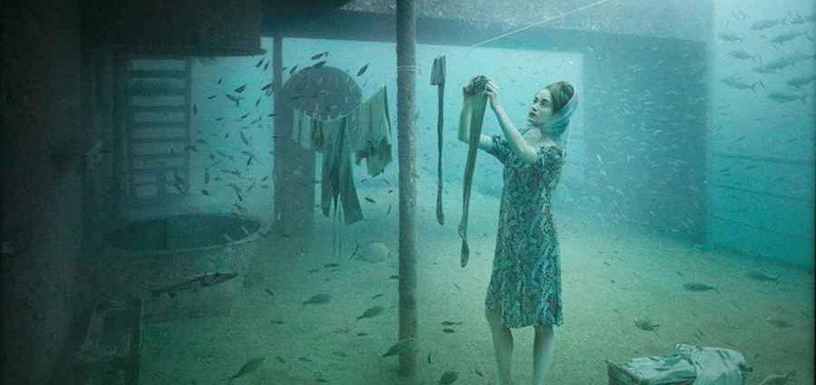 На затонувшем корабле. Andreas Franke 1
