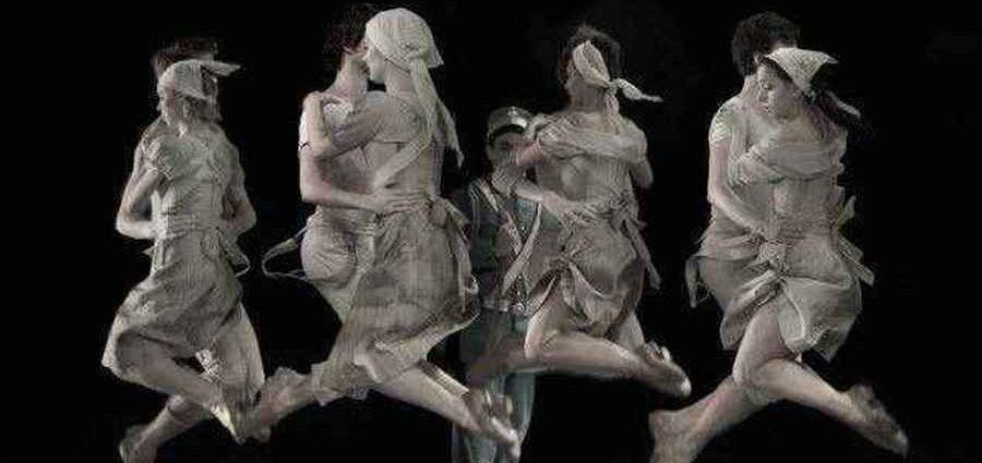 Изображения человеческого тела. Ingrid Bugge (фотограф) 1