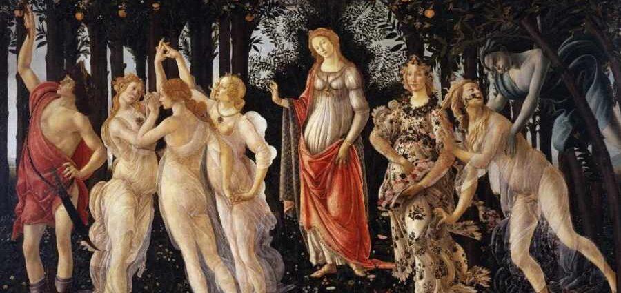 Искусство в эпоху Ренессанс