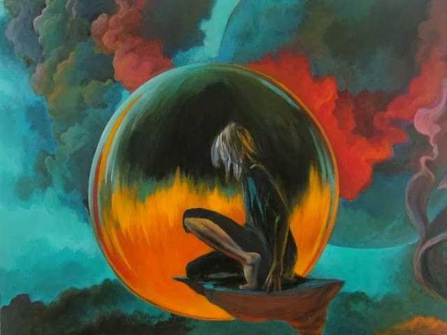 Новые миры. Joanne St-Cyr 312