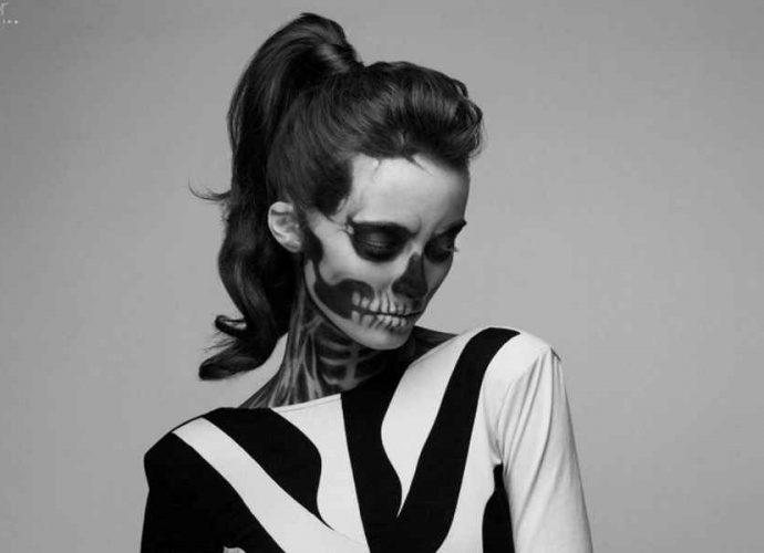 Mademoiselle Mu. Мрачный макияж