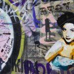 Уличные художники Andrea Michaelsson и Ilya Meyer