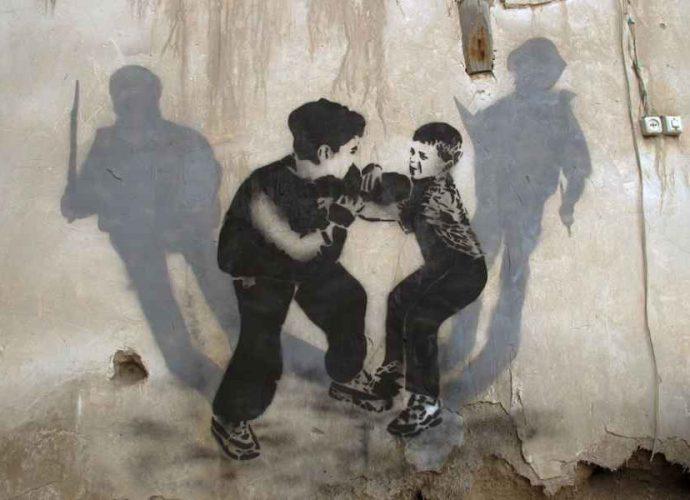 Уличные художники из Ирана. ICY и SOT