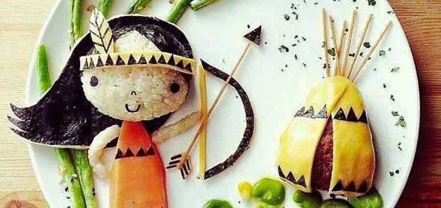 Еда как искусство