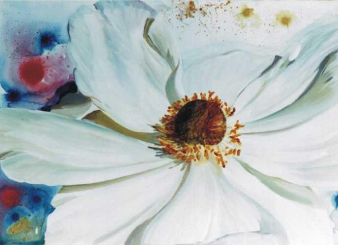 Melissa Mailer Yates. Рисунки цветов 146