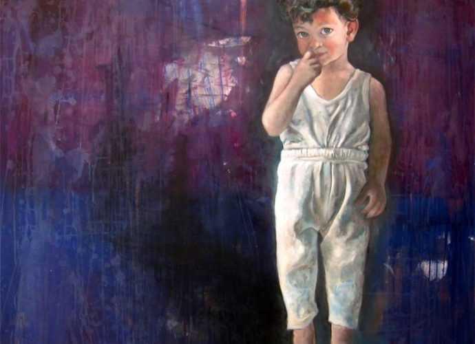 Abdalla Omari. Современные художники Сирии 1