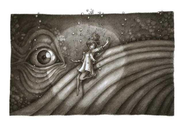 Мрачные рисунки Adam Oehlers 40