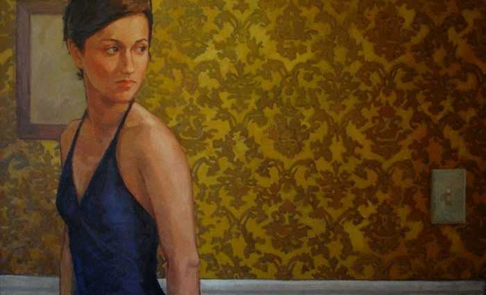 Современный американский художник. Adrian Waggoner 1