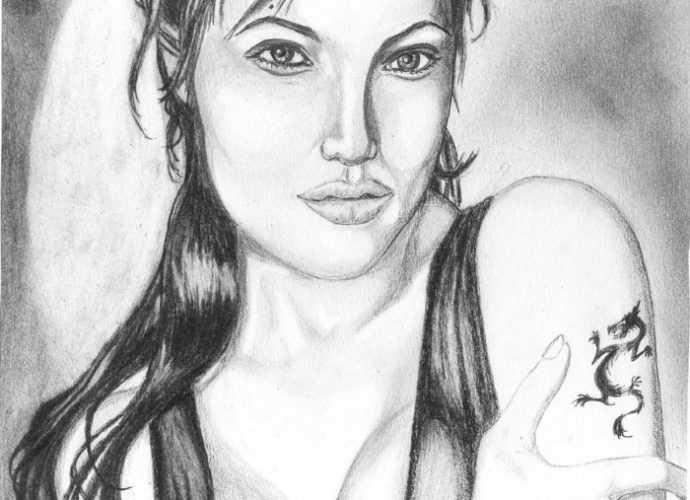 Рисунки карандашом. Alban Dizdari 583
