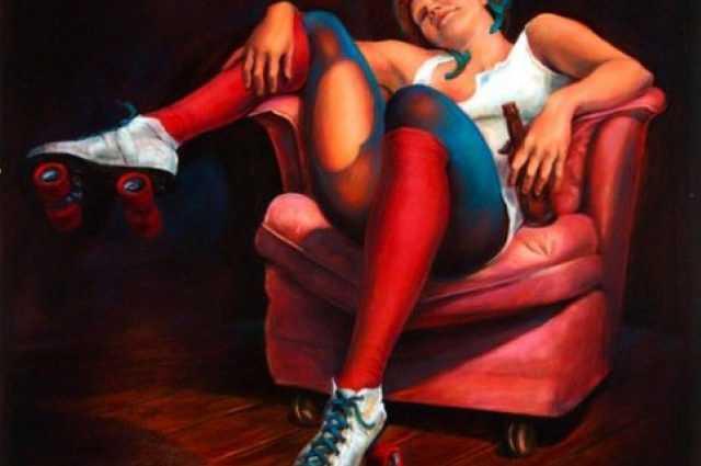 Современный художники Америки. Alexander Rokoff 1