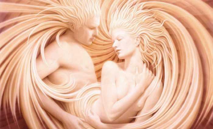 Тантрическое искусство. Andrew Gonzalez 1