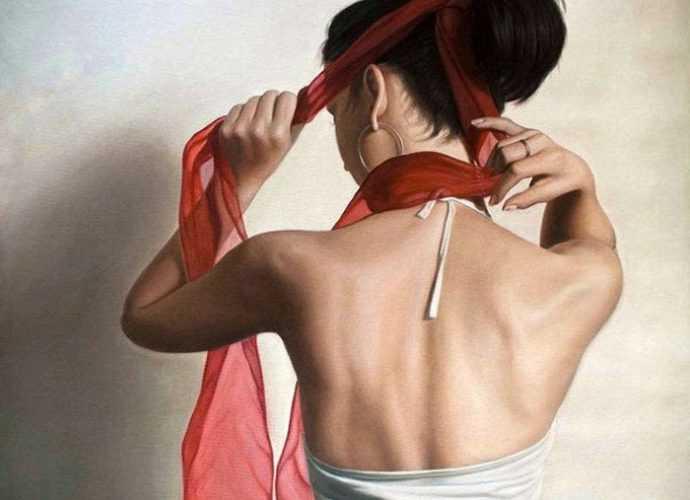 Современный художник из Болгарии. Angel Peychinov 116