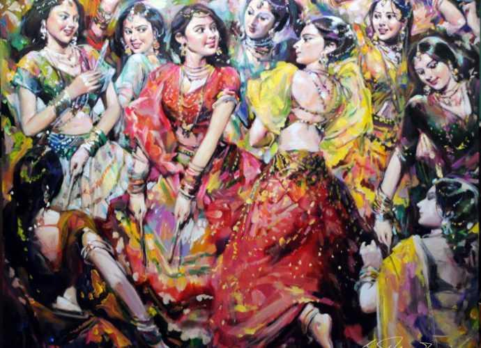 Гармония ритмов. Subrata Gangopadhyay 91
