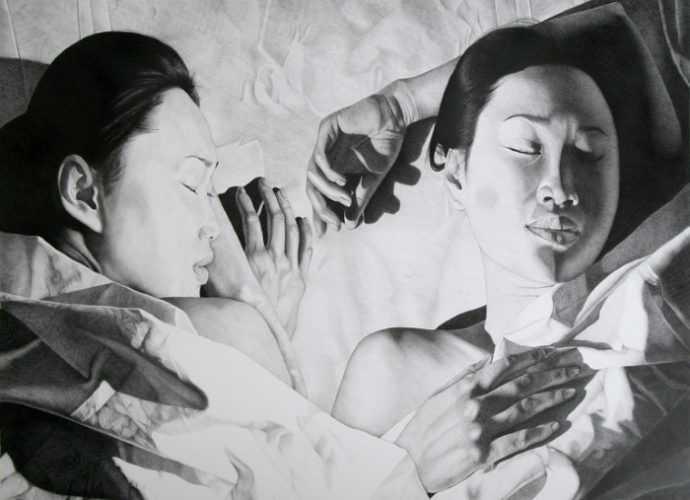 Рисунки карандашом. Ariel Zachor 629