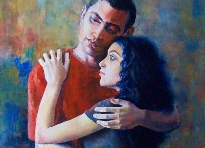 Современные художники Армении. Arthur Karapetjan 6