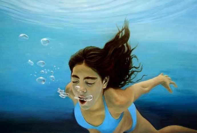 Современный художник-реалист. Arturo Samaniego 198