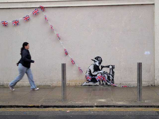 И снова Бэнкси (Banksy) 185