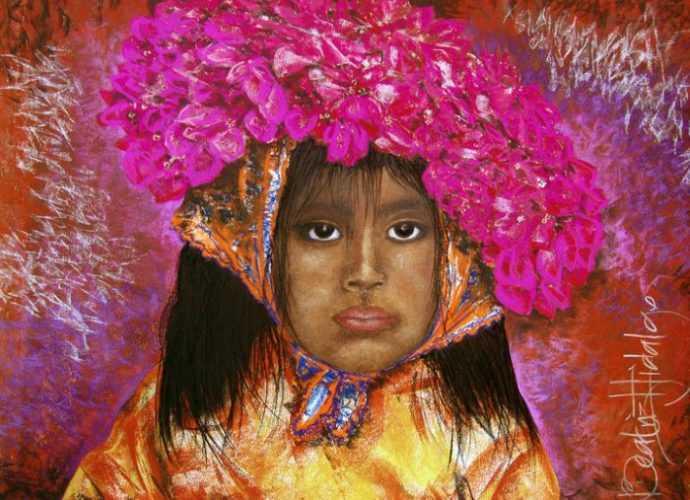 Гордая мексиканка. Beatriz Hidalgo De La Garza 174