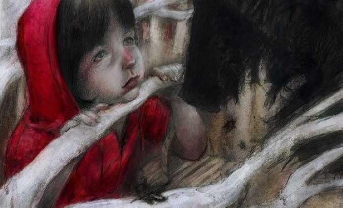 Мир сказок. Beatriz Martin Vidal 1