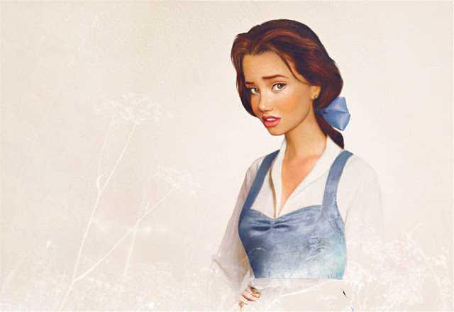 Диснеевские персонажи в «реальной жизни» от Jirka Vaatainen 1