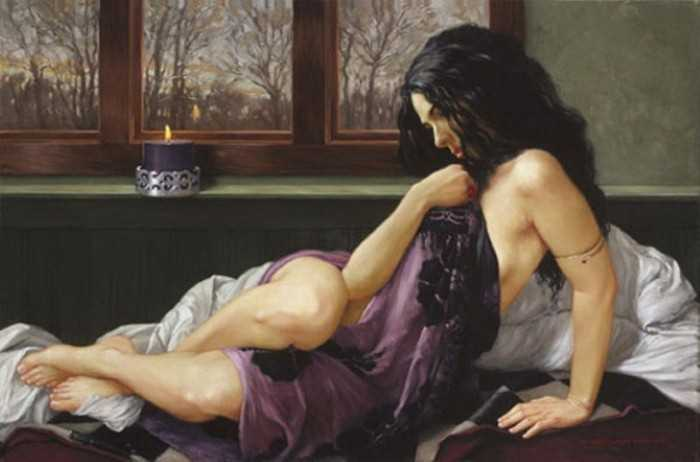 Красота женщины. Bryce Cameron Liston 16+ 82