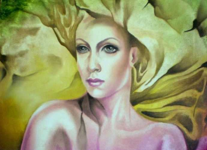 Любитель цветов и прекрасных форм. Carlos Queiroz 268
