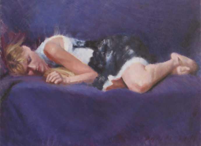 Daniel Peci. Современный художник 1