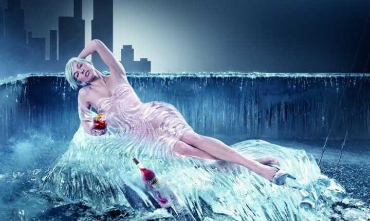 Dimitri Daniloff. Календарь с Milla Jovovich 30