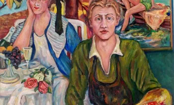 Российский художник. Андрей Аллахвердов 1