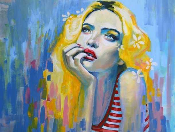 Пастельные портреты Emma Uber 49