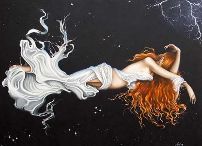 Evita Medina. Испанская художница 226