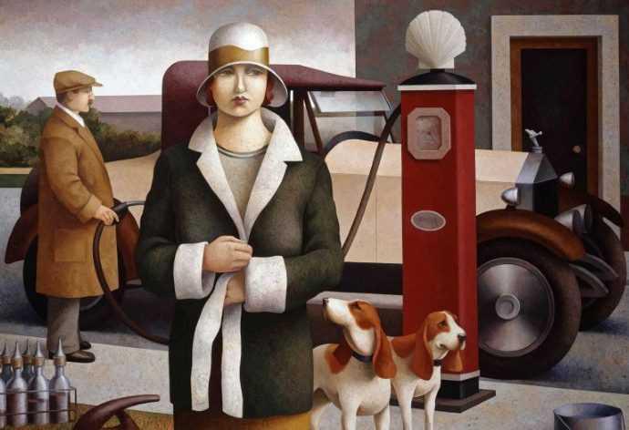 Fabio Hurtado. Современный художник из Испании 28