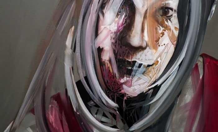 Французский художник. Franck Benoualid 1