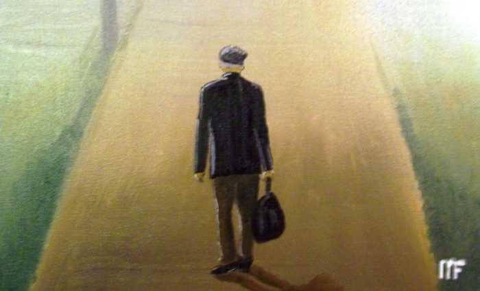 Francois Mouillard. Современный французский художник 1