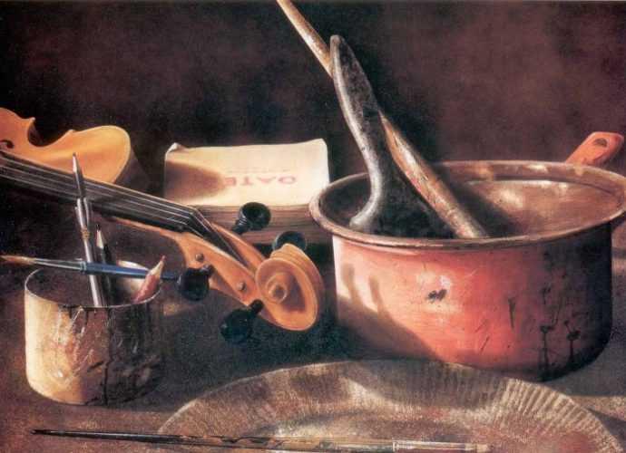 Современные художники Бельгии. Frederic Dufoor 189