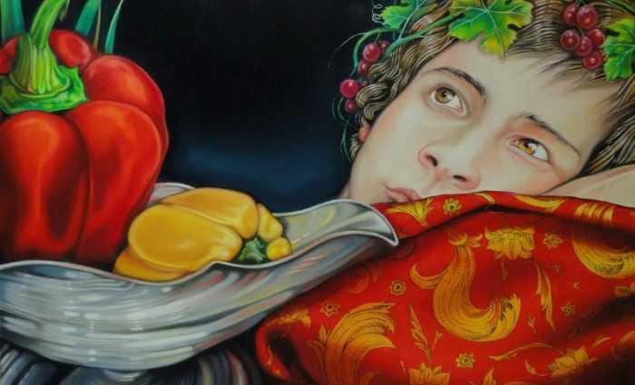 Современные художники Аргентины. Gabriel Perrone 1