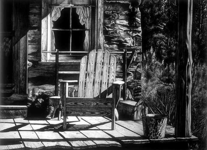 Рисунки карандашом. Jerry Winick 609