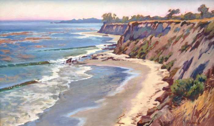 Пейзажи Калифорнии. John Comer 1